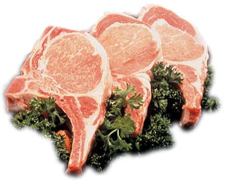 how to tell when pork center cut loin